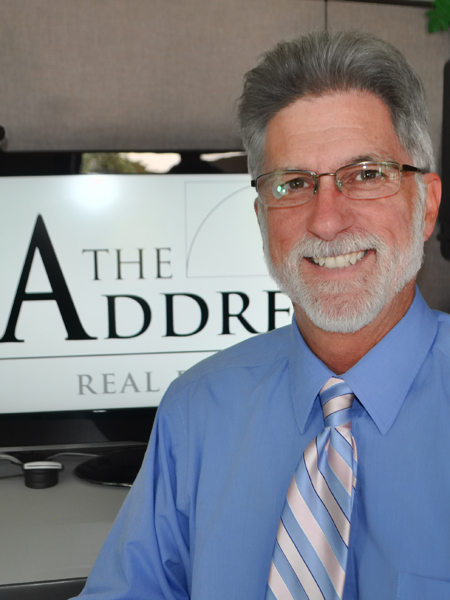 Skip Murphy of The Address Realty