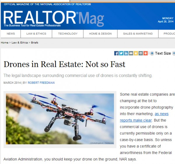 NAR on Drones1