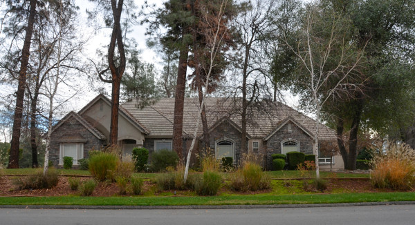 A typical Tierra Heights home.